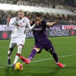 Fiorentina – Milan nelle immagini del fotoreporter Mauro Pietrangelo