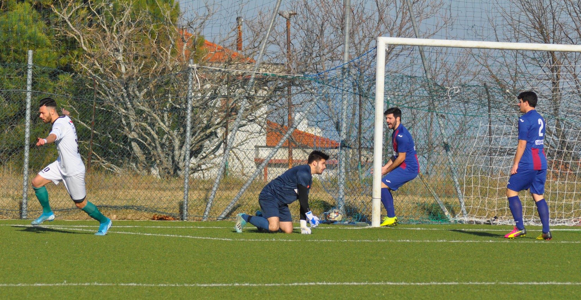 Il Gol di Montechiari.