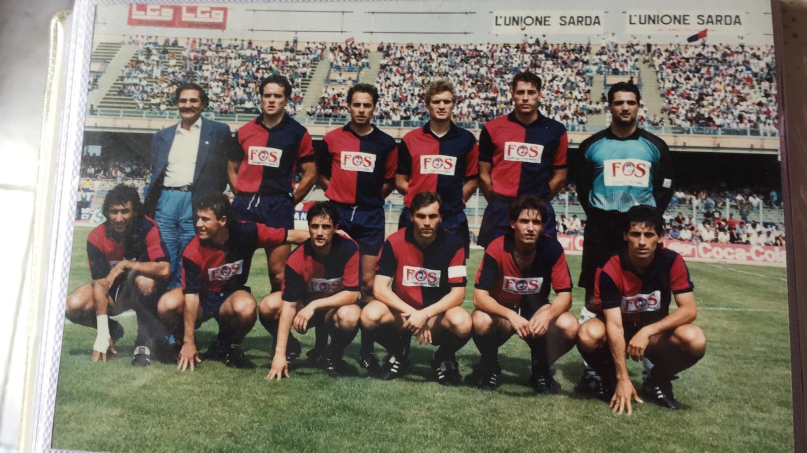 Cagliari 1988 - 1989