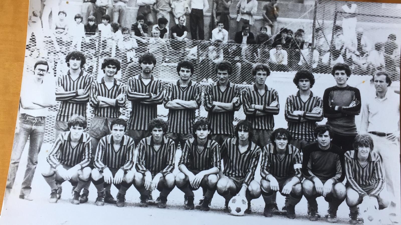 Campobasso Primavera 1981 - 1982