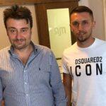 Città di Isernia Fraterna Roccasicura impreziosisce il centrocampo con l'arrivo di Fabio Savone
