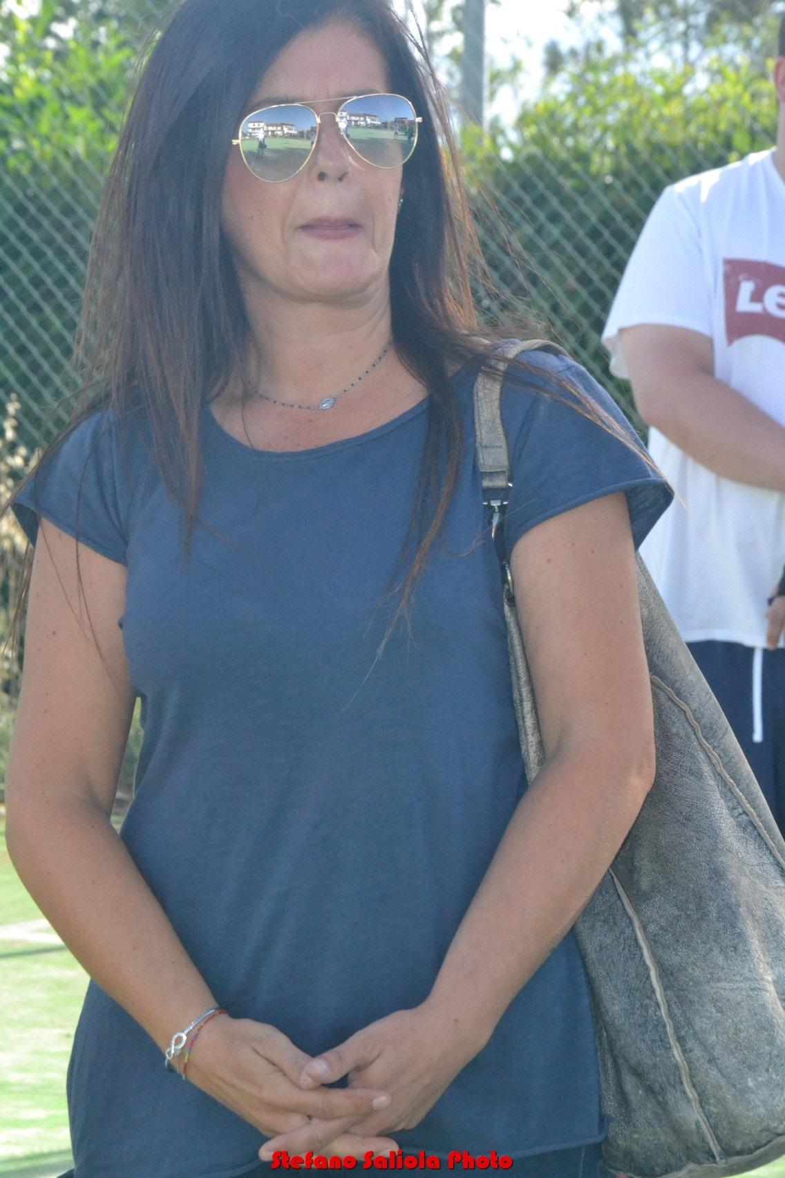 Lina Cirelli mamma di Gianmarco