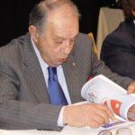 Vito Giampietro si è spento ieri a Roma all'età di 88 anni, un grande amico del calcio molisano