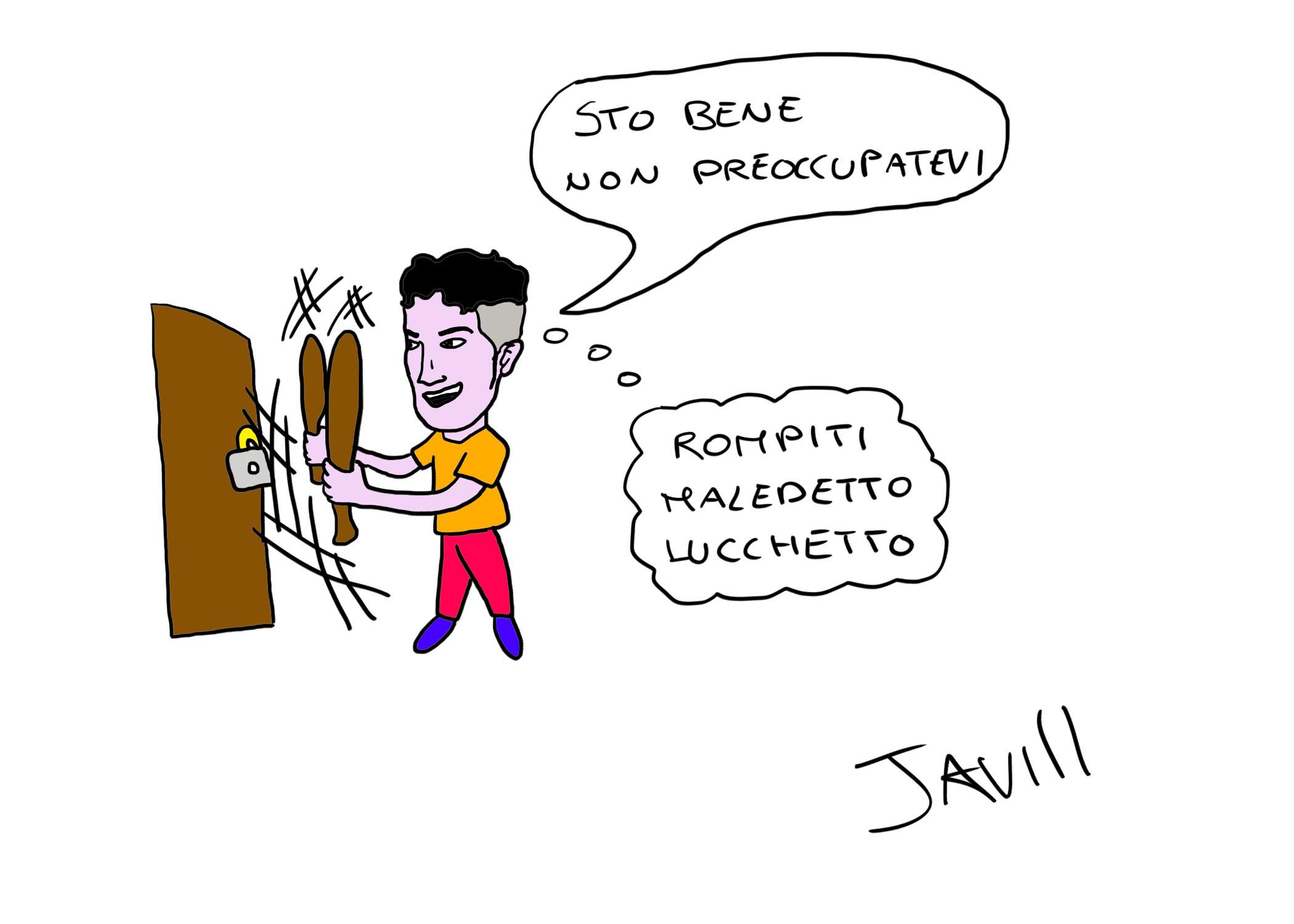 BASTONI ISOLAMENTO RASSICURA I FAN