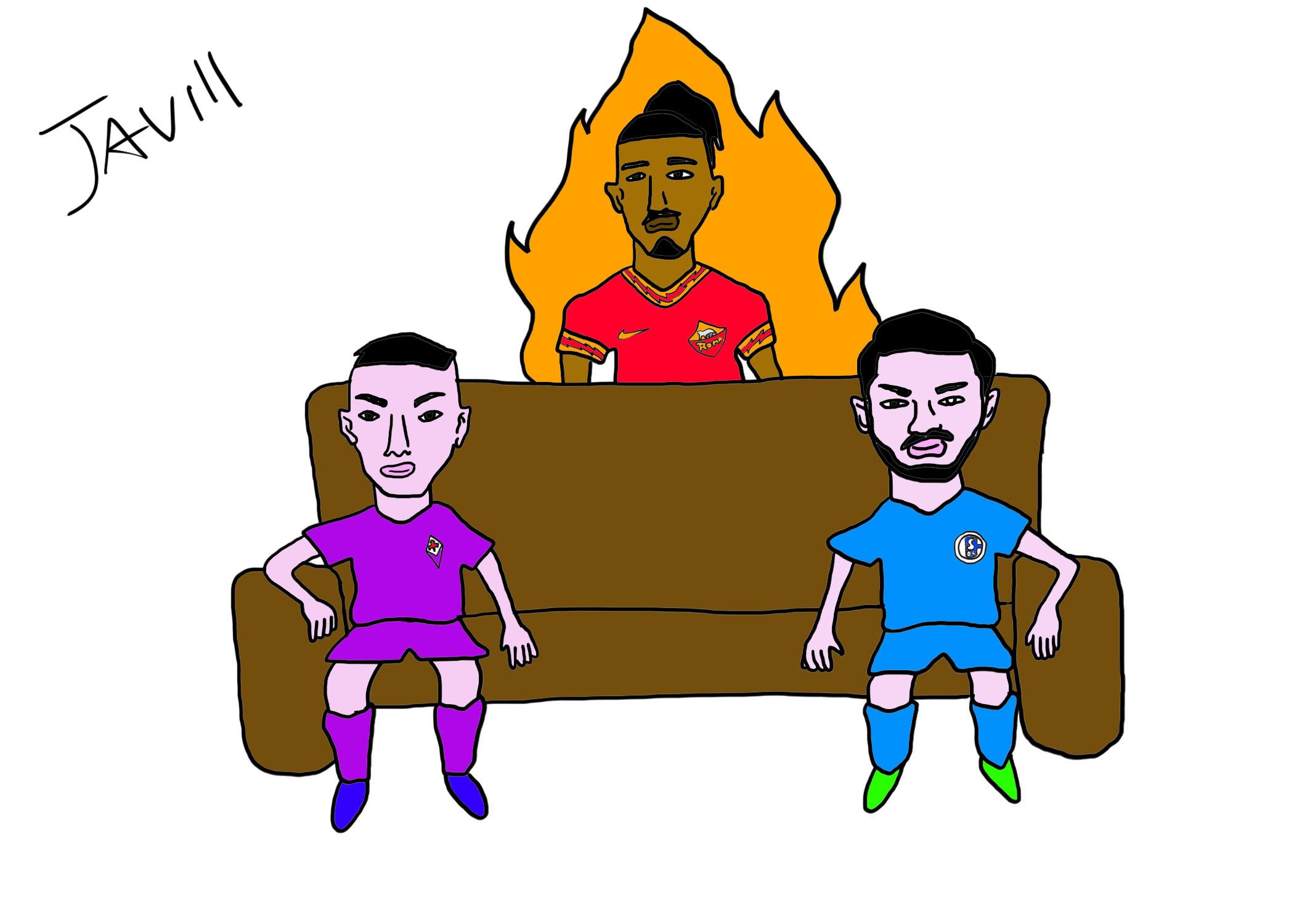 Calciomercato Inter, corsa a tre per il dopo Skriniar c è il ritorno di fiamma (1)