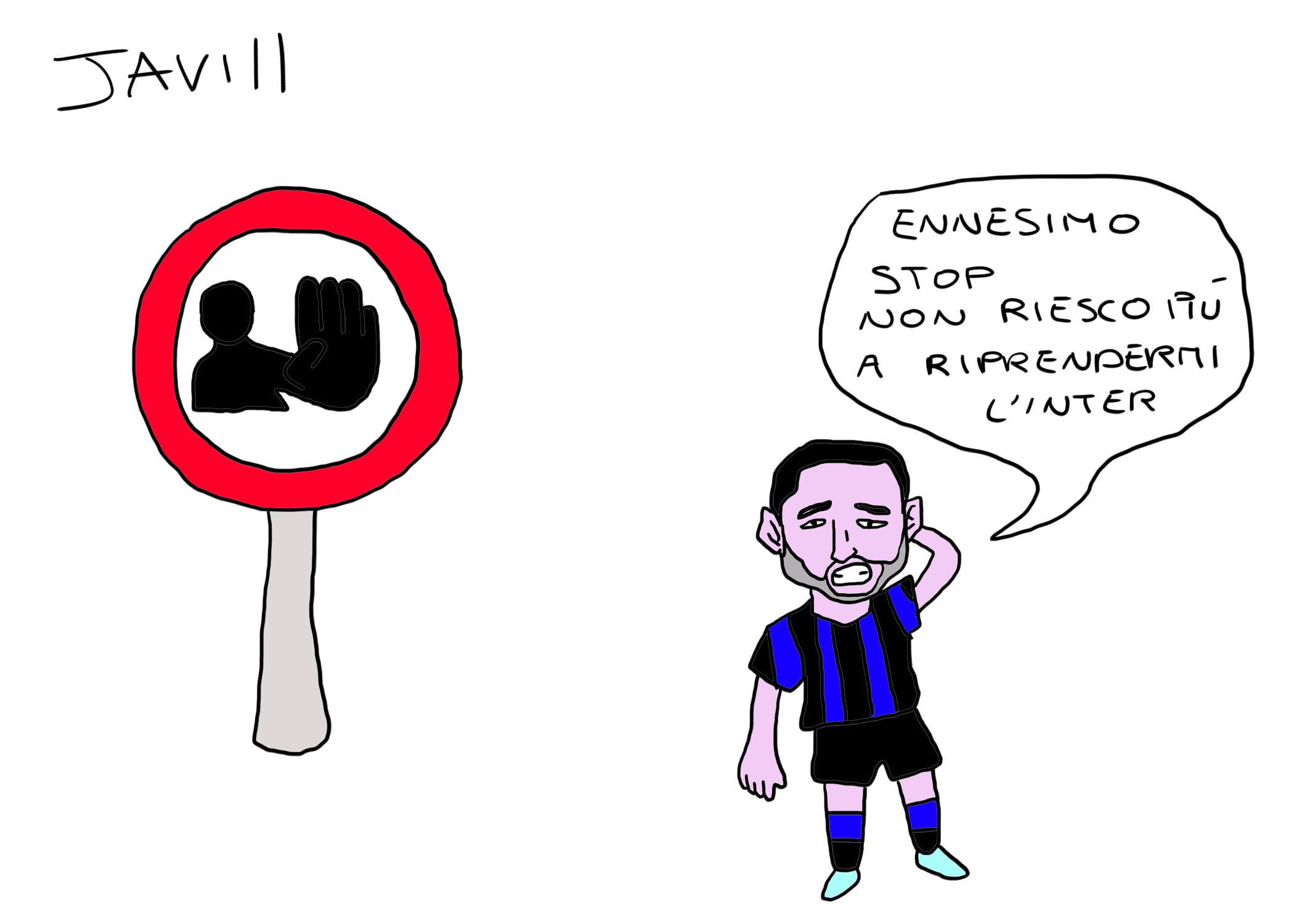 ENNESIMO STOP E POCA CONTINUITA SENSI NON RIESCE A PRENDERSI L INTER