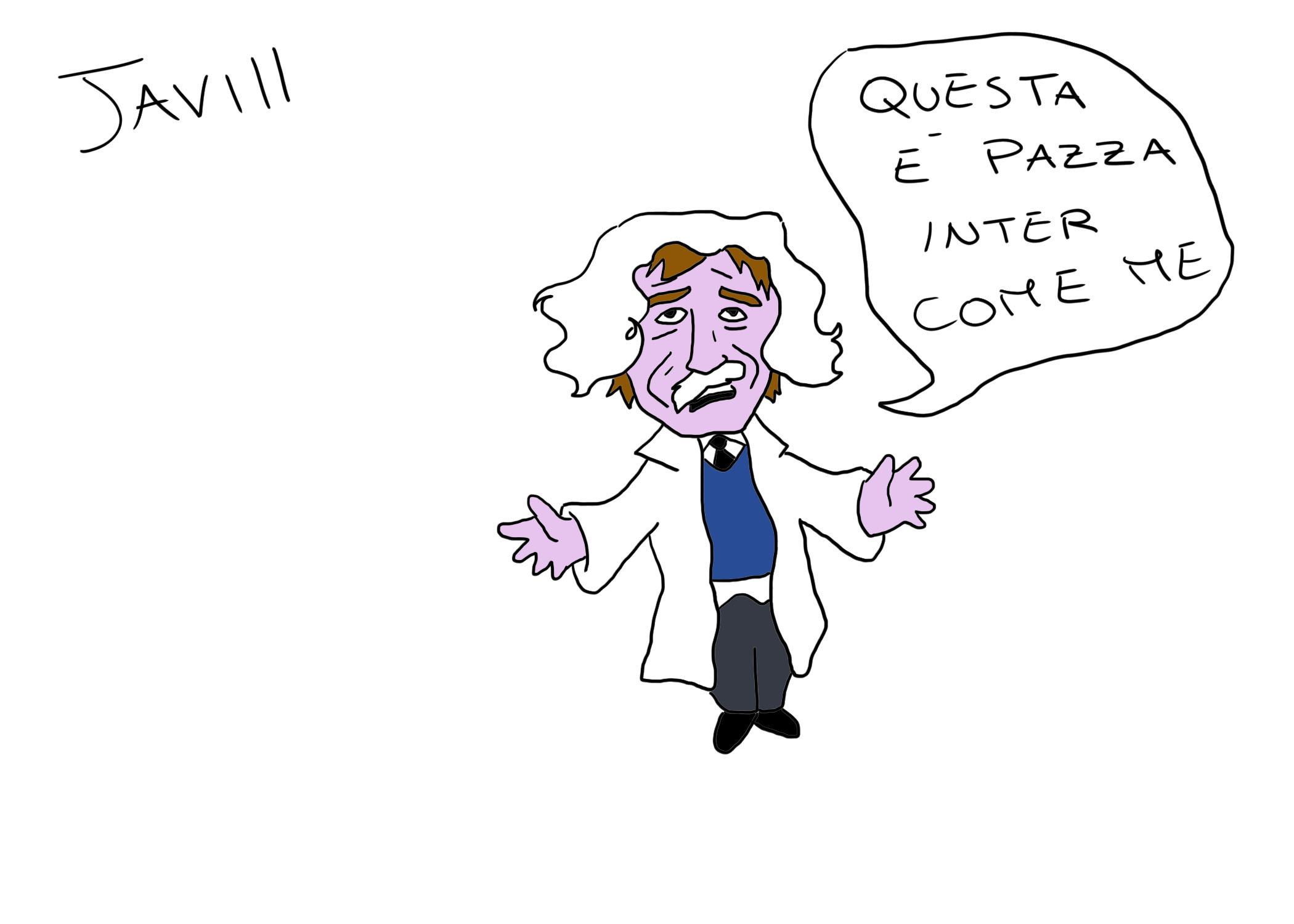 PAZZA INTER CHE RIMONTA