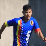 """Calcio Eccellenza. L'attaccante del Termoli Flor Barrios: """"Possiamo arrivare ai playoff e vincere il Campionato""""."""