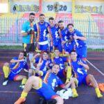 """Calcio Eccellenza. Il Termoli sale in cima. Carbonelli: """"Il merito è dei ragazzi e della loro tenace""""."""