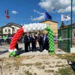 """Impiantistica sportiva. E' stato inaugurato il nuovo impianto sportivo di Vinchiaturo """"Pietrangelo-Testa""""."""