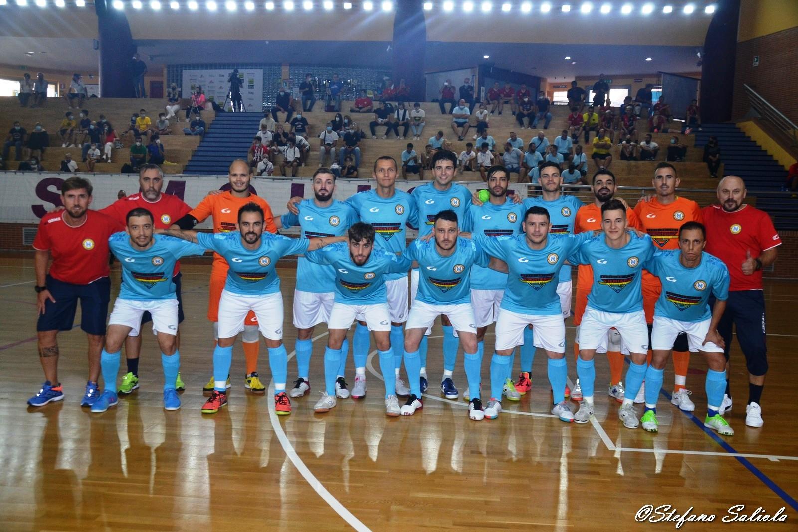 il Napoli Futsal